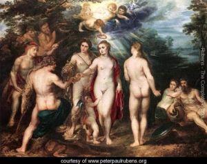 Rubens The-Judgment-of-Paris-c_-1625
